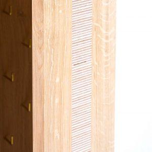 design rytmi puinen avainkaappi